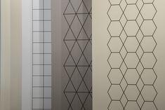 Innovative Materials for Interior Design Smart Materials, Bookcases, Hamilton, Innovation, Colours, Steel, Interior Design, Rugs, Silver