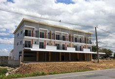 รับเหมาก่อสร้าง ต่อเติม รับสร้างบ้าน Front Service ช่วยท่านได้: งานรับสร้างบ้านอาคารพาณิชย์ 3 ชั้น จ.สิงห์บุรี   http://www.front-service.com/