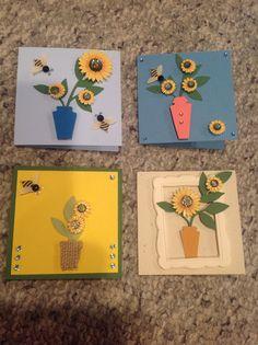 3x3 cards set #3 in prep for volunteer week