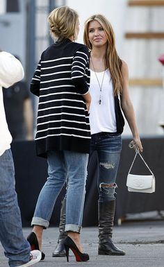 20 Best Lo Bosworth images | Fashion, Style, My style