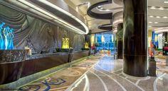 Grand Kempinski Hotel Shanghai (Shanghai, China)