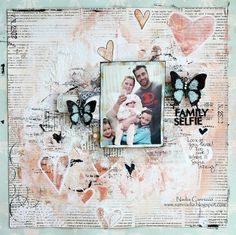 Just My Scrapping World.. : Scraps Of Elegance October Kit (Part 2)