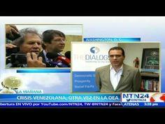 Debate sobre Venezuela en la OEA es un momento histórico: ex-vicepreside...