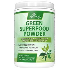 Natrogix Green Superfood Powder Plant-Based Protein Achieve Daily Food Nutrition Natural & Organic Diet Riches in Vitamins Minerals and Antioxidant Fruits Original Flavor Made in USA (8.5 Oz) For Sale https://probioticsforweightloss.co/natrogix-green-superfood-powder-plant-based-protein-achieve-daily-food-nutrition-natural-organic-diet-riches-in-vitamins-minerals-and-antioxidant-fruits-original-flavor-made-in-usa-8-5-oz-f/