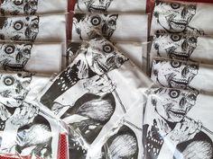 Nowa dostawa koszulek Audrey już na Chmielnej. Zapraszam.