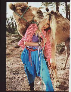 Emmanuelle Alt French Vogue Natasha Poly