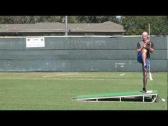 Baseball Pitching Drills – Balance and Timing – Increase Pitching Velocity