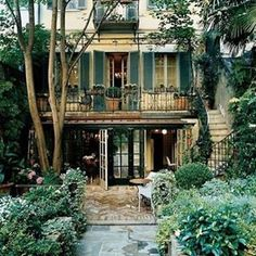 152 most popular modern dream house exterior design ideas – page 12 Architectural Digest, Future House, My House, House With Garden, House With Balcony, Garden Living, Style At Home, Sweet Home, House Goals