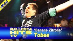 """Tobee mit """"Banane Zitrone"""" - live bei der Mallorca Party Baden in Bietigheim. Mehr Infos: http://mallorcahitstv.de/2014/02/tobee-banane-zitrone-live/"""