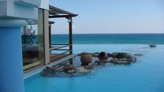 Atrium Prestige Hotel in Rhodes, Greece Honeymoon Destinations, Atrium, Rhodes, The Prestige, Greece, Italy, Architecture, Places, Outdoor Decor