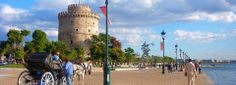 Take a leisurely stroll through history - Thessaloniki #Macedonia in northern #Greece