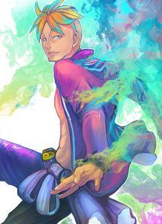 Marco the Phoenix #one piece