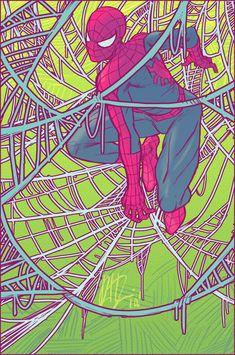 Spider-Man by Daniel Irizarri