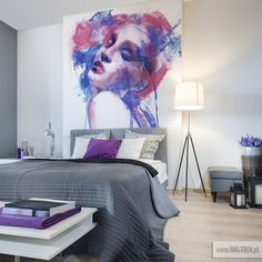 WOMAN: Art wallpaper from www.big-trix.pl | #watercolor #woman #art #wallpaper
