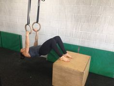 Steps to a Muscle-Up – Step #3: Turnover and Transition - CrossFit Invictus