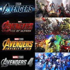 The Avengers and the Concept arts ⬇===-====-===⬇ Follow my Back-up Account