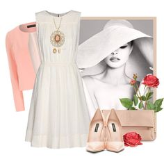 Spring Lovely by victoria1961notags on Polyvore featuring polyvore, fashion, style, Marc Jacobs, Dorothy Perkins, Dolce&Gabbana, Tory Burch, Liz Claiborne and OKA