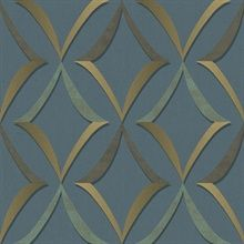 MLV34011 | Purple Paxton | Wallpaper Boulevard Geometric Wallpaper Modern, Contemporary Wallpaper, Grey And