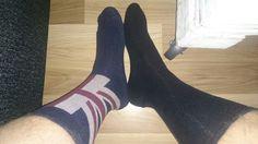 Rock the socks