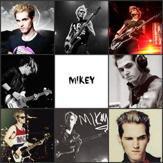 Mikey fucking Way🖤🖤 Emo Bands, Music Bands, My Chemical Romance, Kobra Kid, Ray Toro, Mikey Way, Black Parade, Music Theater, Killjoys