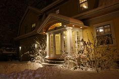 A Vintage Vestibule - traditional - entry - minneapolis - by Home Restoration Services, Inc.