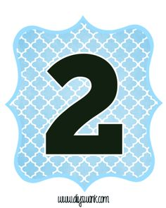 Blue_Black_Number_Two