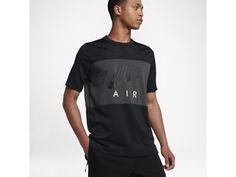 Męska koszulka z krótkim rękawem Nike Air