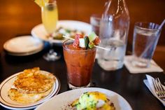 Bobcat Bonnie's <br/> Part of the whole idea of brunch is fun. That's just what you'll find here, with a solid brunch menu, $3 build-your-own mimosa and Bloody Mary bar and plenty of arcade and board games to keep the party going. Hours: Saturday and Sunday 11 a.m. to 4 p.m. 1800 Michigan Ave. (Photo via Facebook)