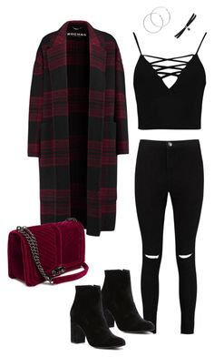 """Untitled #98"" by cwscherese ❤ liked on Polyvore featuring Rochas, Boohoo, Witchery, Melissa Odabash and Fallon"