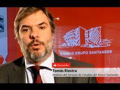 """Banco Santander: """"La recuperación inmobiliaria se consolidará en 2015""""   Tomás Riestra, analista del Servicio de Estudios de Banco Santander, explica la recuperación del sector inmobiliario."""
