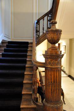 detail, stairway, architectur, 17th century, columns