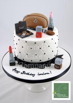 Birthday Cake - Gateau D'anniversaire Decoré - Verjaardagstaart