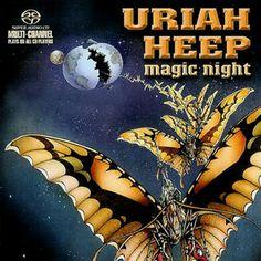 Uriah Heep - Magic Night Album Cover