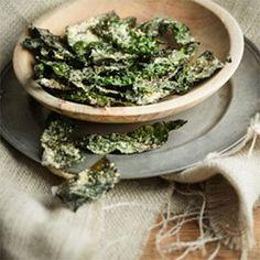 Baked Crispy Kale
