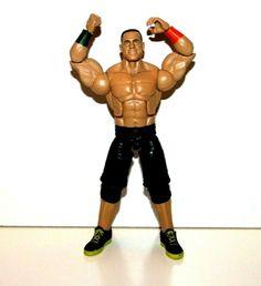 #Mattel #W6535 #WWE Series 17 Elite #Collector #JohnCena #Action #Figure 7'' John Cena, Indiana Jones, Wwe, Movie Tv, Action Figures, Superhero, Sports, Hs Sports, Sport
