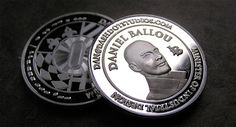 Business Card Coin