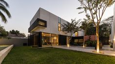 Image 1 of 25 from gallery of Country House / Boyance Arquitectos. Photograph by David Cervera Castro