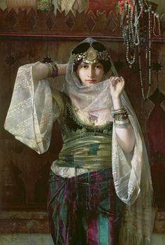 Max Ferdinand Bredt - The Queen of the Harem        via Gypsy Purple Loves.......      Feb 19      309