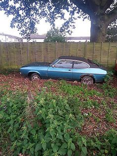 Ford Capri Mk2 3000 Ghia Manual   - http://classiccarsunder1000.com/archives/5626