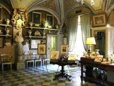 Santa Maria Novella-Florence - their Acqua di Arancia and Acqua di Gigli are amazing!