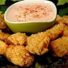 Fried Frog's Legs Recipe (Breaded Chicken Legs)