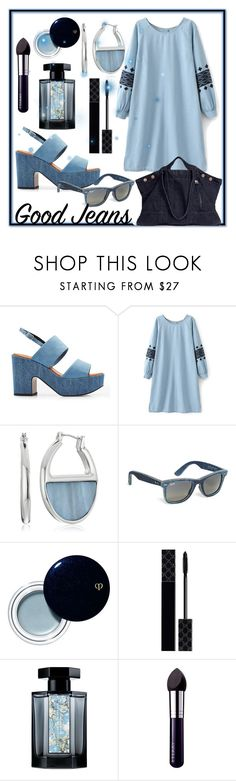 """""""Denime"""" by alejandra-soraires ❤ liked on Polyvore featuring Robert Clergerie, Kenneth Cole, Brooks Brothers, Clé de Peau Beauté, Gucci, L'Artisan Parfumeur, By Terry and 3.1 Phillip Lim"""