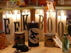 Just The Two Of Us: Halloween DIY Decorating Ideas