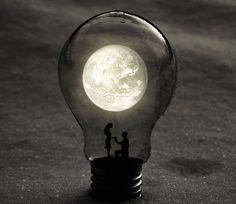 Love In The Light Bulb