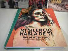 #RegalosQueMolan Muchas gracias @HoldenCenteno! Un #libro  que recorre varios lugares de la #Tierruca #MiSilencioHablaDeTi #Cantabria  #HoldenCenteno #Literatura #QueLeer #CantabriaInfinita #Santander #LosRaqueros #Comillas #SantillanaDelMar