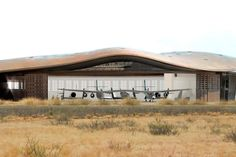foster + partners spaceport america-complete