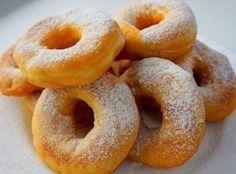 Как приготовить пончики. Рецепт дрожжевых пончиков