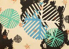 shin bijutsukai magazine - snowflakes