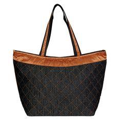 Velká luxusní taška na cesty Naraya prošívaná NNBDN506DN1190
