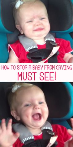 "How To Stop A Baby From Crying – Must See! You have to click ""visit website"" to be able to see the video."